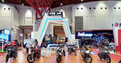 TVS Siap Berikan Kejutan Dalam Ajang Jakarta Fair Kemayoran 2018
