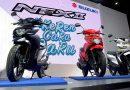 Harga Suzuki NEX II Resmi Diumumkan PT. Suzuki Indomobil Sales