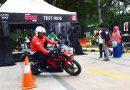 WMS Hadirkan Produk Sport Honda Dalam Ajang Honda Sport Motoshow 2018