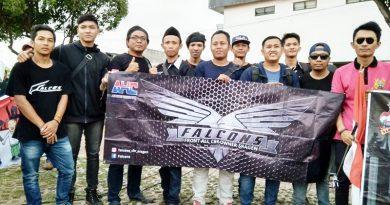 FALCONS Turut Dukung Gerakan Anti Teroris #SragenMelawanTeroris