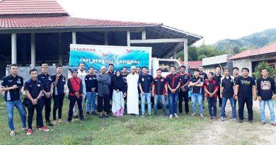 YRFI Gorontalo Gelar Baksos Jalankan Agenda YRFI Berbagi Nasional