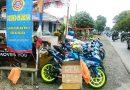 Posko Mudik GSX Community Nusantara Ingin Kurangi Angka Kecelakaan Pemudik