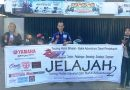 Duo Lady Bikers YRFI Cirebon Lakukan Touring Jelajahi Sejarah Batik