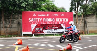 Wahana Ajak Bikers Honda Safety Riding dan Peduli Lingkungan Saat Gas ke HBD 2018