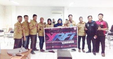 YRFI Cirebon Ciptakan Program Kerja Berdaya Guna Untuk Anggotanya