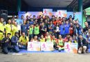 Bikers Suzuki Bersilaturahmi Sekaligus Olahraga Dalam Ajang Kompetisi Futsal