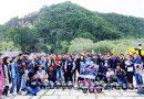 Sunmori Akhir Tahun HL Sumbar Nikmati Indahnya Objek Wisata Alam Banto Rayo