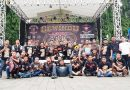 Perayaan Sewindu Yamaha Byson Bekasi Club Ajak Bikers Angkat Budaya Daerah