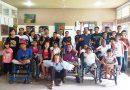 Rayakan HUT ke-6 HCRC Bali Gelar Baksos di Yayasan Pelayan Disabilitas