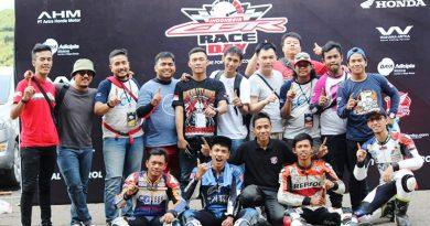 CROW Racing Team Berhasil Lanjutkan Tradisi Podium di ICE DAY 2018 Seri 3