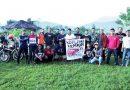 Wah Seru Nih, Komunitas Honda Win Blusukan Menyusuri Pematang Sawah