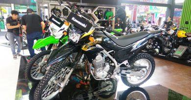 Kawasaki Luncurkan Dual Purpose KLX 230 di Jakarta Fair 2019