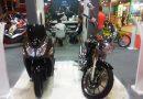 Dua Model Terbaru Lengkapi Stand SYM dan SM Sport di Jakarta Fair 2019