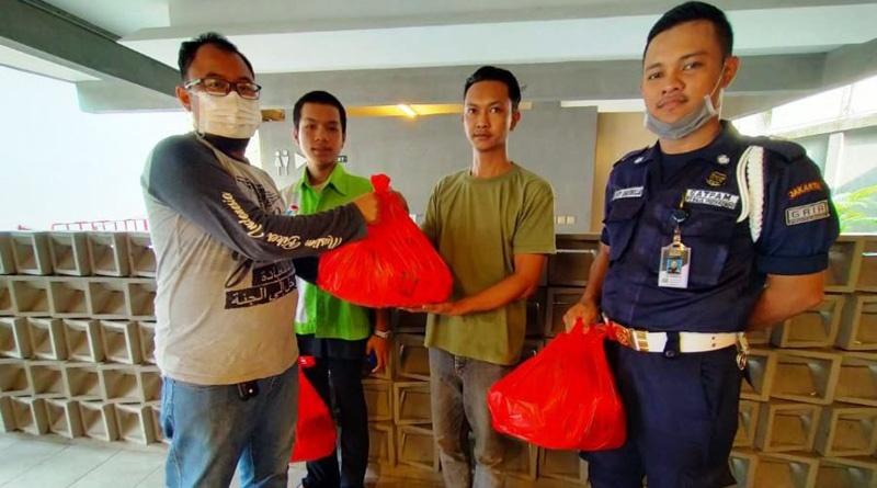Muslim Biker Indonesia Gelar Aksi Sosial Ditengah Pandemi Covid-19