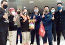 HRC Jakarta Donasikan Sembako ke Petugas Security dan Anak Yatim Jelang Lebaran