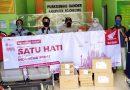 BOHAY Serahkan Donasi HCSR Satu Hati Bersama Indonesia Sehat ke Puskesmas Dander