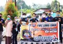 YMIC Luwu Timur Rayakan Ultah Ketiga Dengan Berbagi Takjil dan Masker Gratis