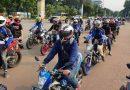 SSFC Indonesia Bagikan Masker Saat Sunmori Perdana di New Normal