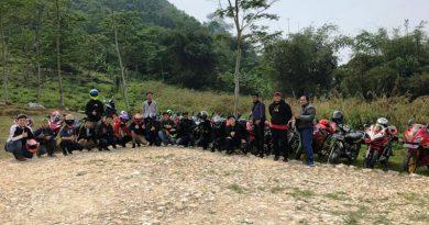 Sunmori CBR Riders Bekasi Tetap Nyaman dan Santun diJalan Tanpa Geber