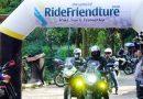 Riders Ontahood Nikmati Serunya Adventure Touring di RideFriendture