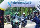Gallery Foto : Keseruan Riders Ontahood Nikmati acara RideFriendture
