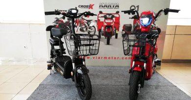 ViarMotor Indonesia Hadirkan Dua Varian Sepeda Listrik, Uno dan Akasha