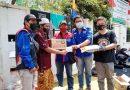 YRFI Jakarta Bantu Korban Kebakarandi Bali Mester,Jatinegara