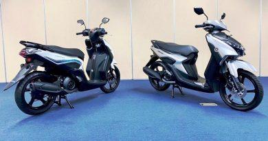 Yamaha GEAR 125 Hadir Dengan Konsep Matic Multiguna