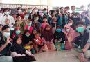 Syukuri 3 Tahun Anniversary, KCI Karawang Santuni Anak Yatim