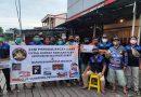 Kingers Kaltim Bersatu Gelar Baksos Peduli Bencana Alam Kalsel dan Sulbar