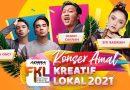 Semangat #BangkitBersamaSahabat Adira Finance Gelar Konser Amal Kreatif Lokal 2021