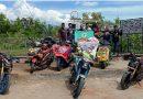 Tutup Kegiatan Akhir Tahun 2020, 4 Riders ARCI Capai Titik KM 0 Sape BimaNTB