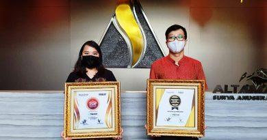 Merek Perkakas Otomotif Tekiro Raih Dua Penghargaan Sekaligus