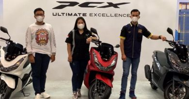 Kehadiran All New Honda PCX 160 Dikomentari Beragam Oleh Komunitas, Ini Kata Mereka