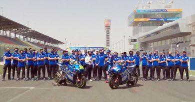 Suzuki Motor Corporation Perkenalkan Line-up dan Livery Tim Suzuki Ecstar 2021