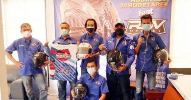 Kopdar Rutin Addressia Jabodetabek 'Kepoin' RSV Helmet