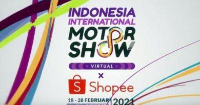 Pameran Otomotif IIMS Virtual 2021 x Shopee Berakhir Sukses Menjadi Pelopor