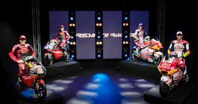 Brand Baru Apparel Ridingstyle Menjadi Technical Supplier Tim Gresini Racing