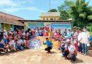 Perayaan Ulang Tahun Pertama MAX ID Jaksel Berbagi Bersama Anak Yatim