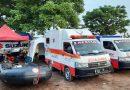 Suzuki Club Reaksi Cepat Sigap Bantu Evakuasi Korban Bajir Bekasi