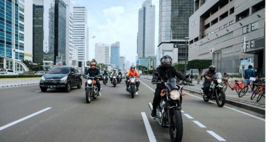 Royal Enfield Gelar Riding 'Weekend Rush' Perkuat Ikatan Komunitas
