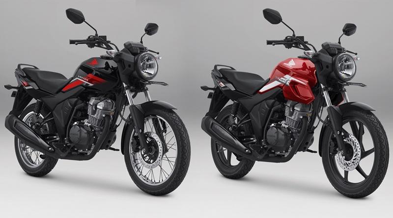 Honda CB150 Verza MY2021 Striping Baru Mulai Rp20 jutaan