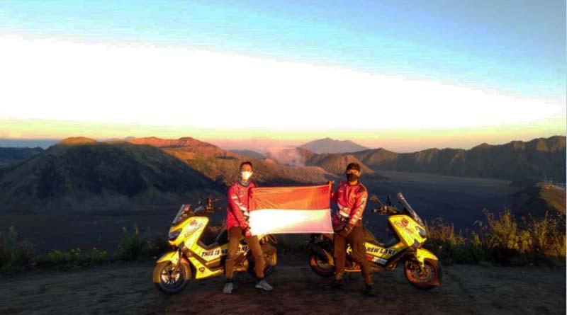 Duo Serdadu Gomax Adventure